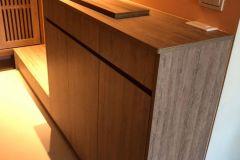 新竹富春居系統櫃設計案3