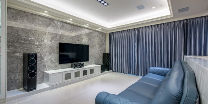 牆面和地面設計規劃是視覺傳達及裝潢風格一大重點